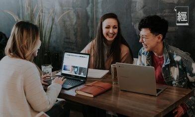 促進香港FinTech 培育年輕企業家科創精神|孔德秋