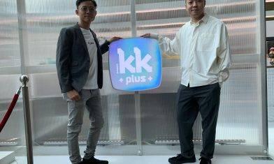 凱知樂旗下kkplus 周末營業額40萬