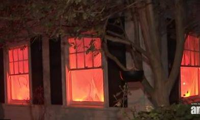 【萬聖節】加州海盜屋成「火災現場」 鄰居嚇呆急報消防(有片)