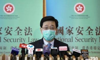 【台灣殺人案】稱無司法互助亦可送犯   李家超:僅台方限制陳同佳入境