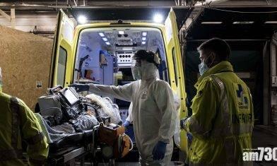 【新冠肺炎】歐洲病例破1000萬宗  世衞:再成為疫情中心