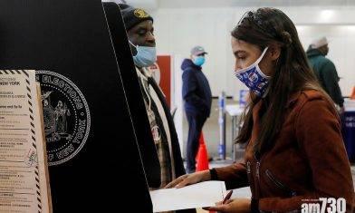 【美國大選】近6000萬人提早投票  料投票人數達1.5億創112年新高