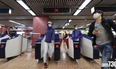 【萬聖節】港鐵今明兩晚加密班次