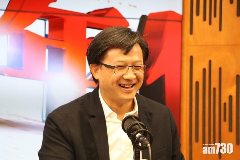 何君堯當選立會資訊科技廣播委員會主席