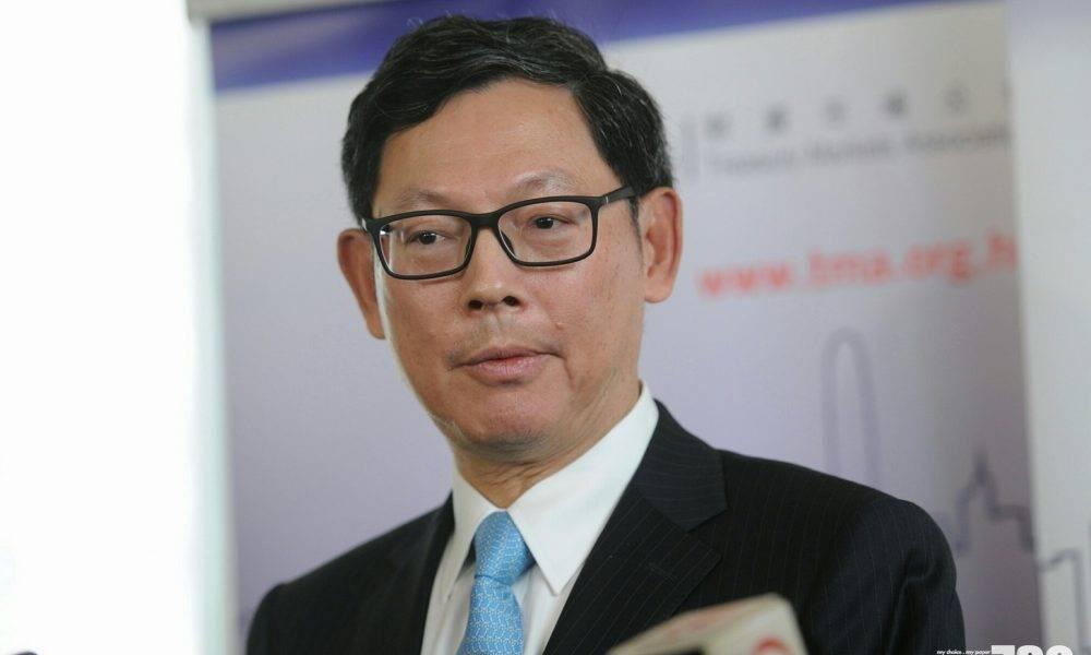 陳德霖成立數碼支付企業圓幣錢包