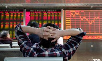 A股兩邊走 滬指跌0.8%深指升