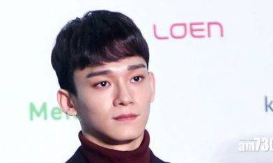 【EXO成員】人夫Chen低調入伍