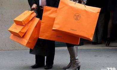 Hermès第三季亞洲銷售飆21%
