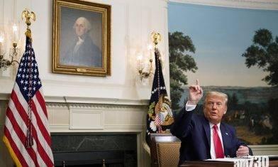 【美國大選】特朗普:倘選舉人團確認拜登當選  自己會離開白宮