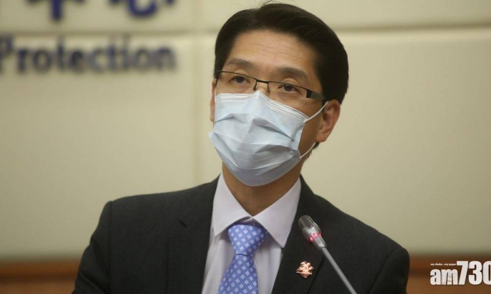 【新冠肺炎】醫管局明起陸續設14部深喉樣本包自動派發機