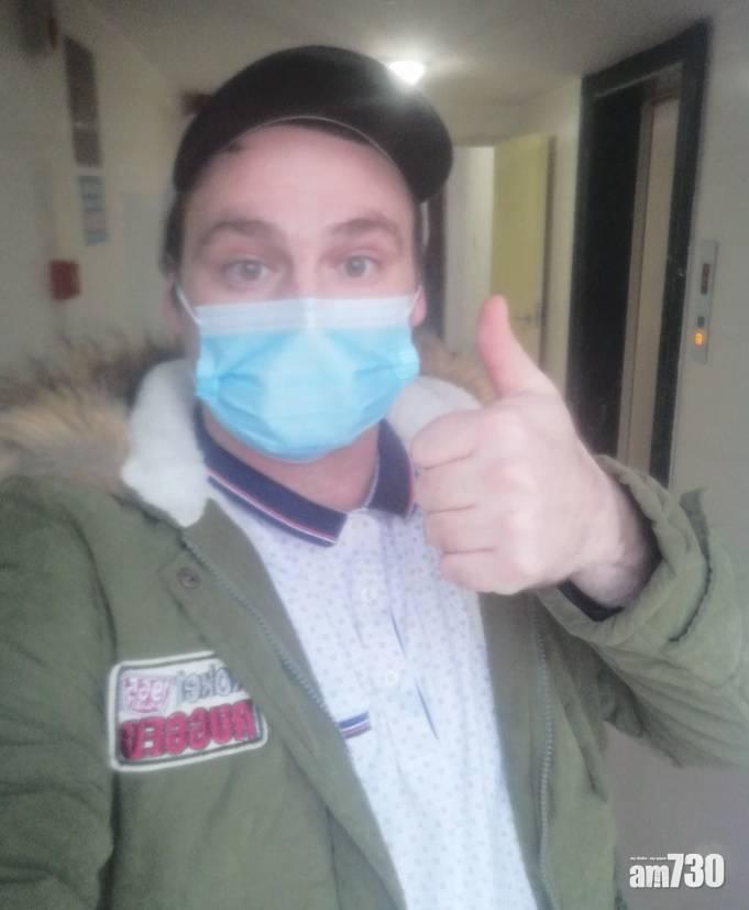 【新冠肺炎】英國首名確診者遇意外身亡 曾自稱是戰勝病毒的「活生生例證」