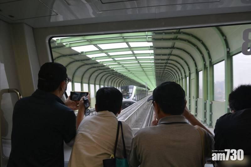 【台中捷運】今起免費試搭1個月 市民:之後繼續搭巴士