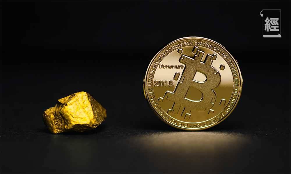 從基本面分析現金絕不值得持有,因而令不少機構投資者近數月把資金由黃金轉戰比特幣,令後者出現爆升走勢。