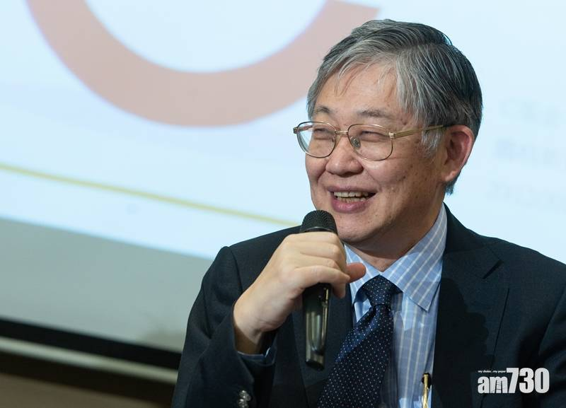 施永青:中國未來發展不可與西方對立 須認同一些普世價值