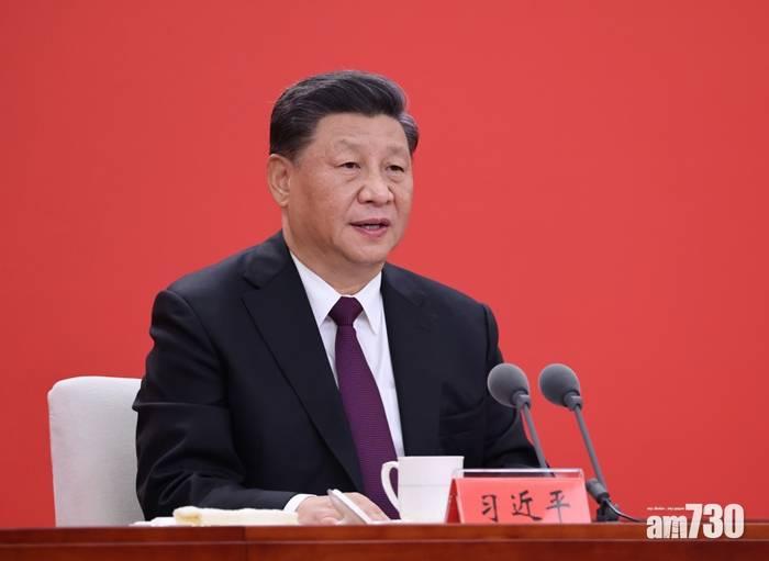 習近平:中國不謀求脫鈎或搞封閉排他「小圈子」