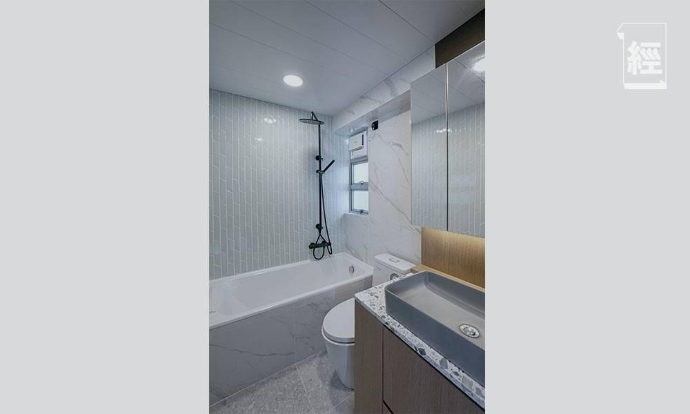 【裝修設計】夫婦花70萬豪裝600呎單位 廚房採弧線型設計 示範2招補救鑽石型廳
