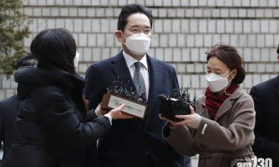 賄賂朴槿惠案重審 三星副會長李在鎔判囚2年半