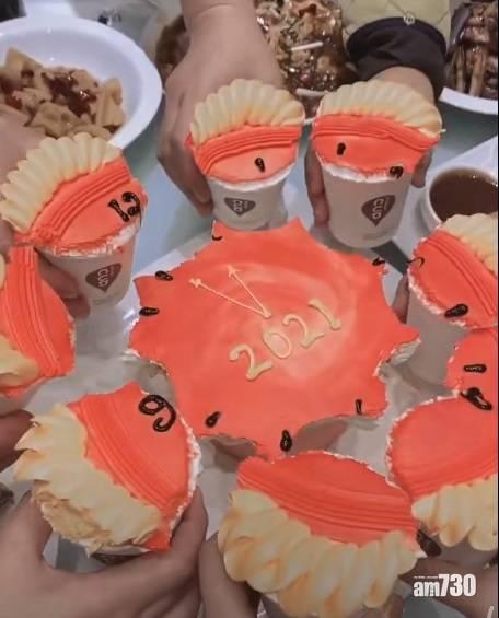 【網上熱話】紙杯做蛋糕底座 網民︰一舉兩得方便又環保