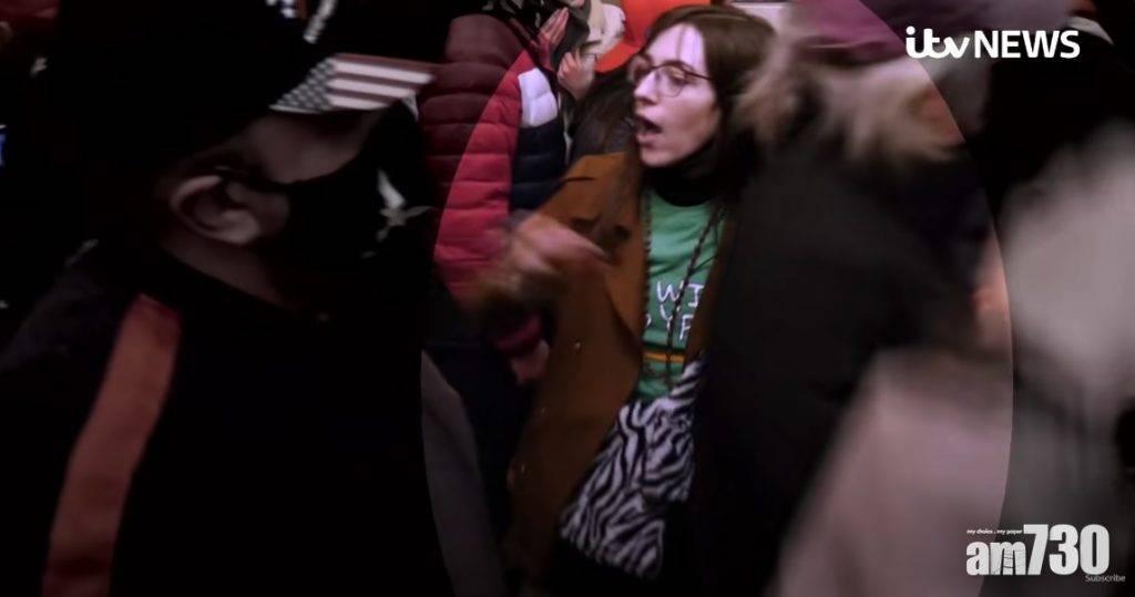 【美國國會衝突】極右女子涉取走佩洛西電腦被捕 疑將電腦賣給俄羅斯特工(有片)