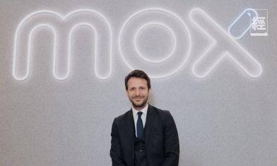 Mox開業100天吸逾65,000名顧客 CEO顧海搶佔顧客好感度