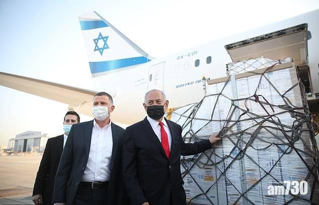【新冠肺炎】再購輝瑞新冠疫苗望3月底前完成全國接種  總理內塔尼亞胡:以色列將成全球首國擺脫疫情