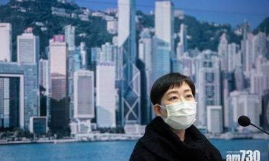新冠肺炎 總結抗疫一周年 張竹君:港人非常自律