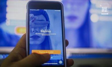 網上都有「移民潮」!3步教你設定MeWe繁體中文版,新社交平台再無障礙