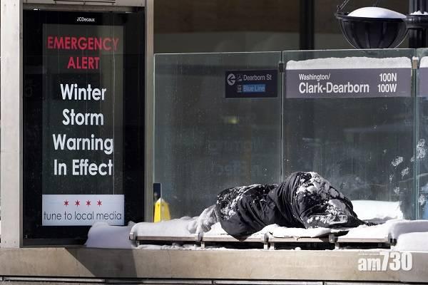 寒流侵襲|美嚴寒增至26死 德州逾30年最凍傢俬舖開放讓民眾取暖