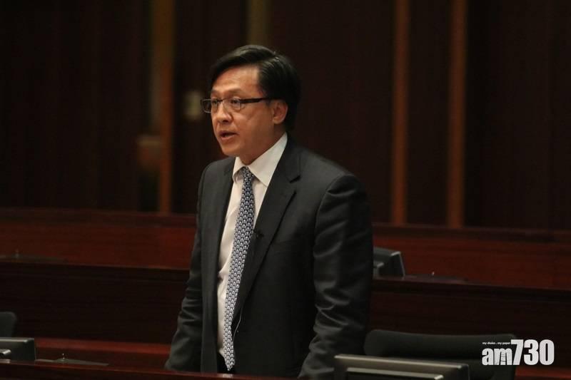 預算案|稱港財赤大 何君堯擬提案削減港台開支