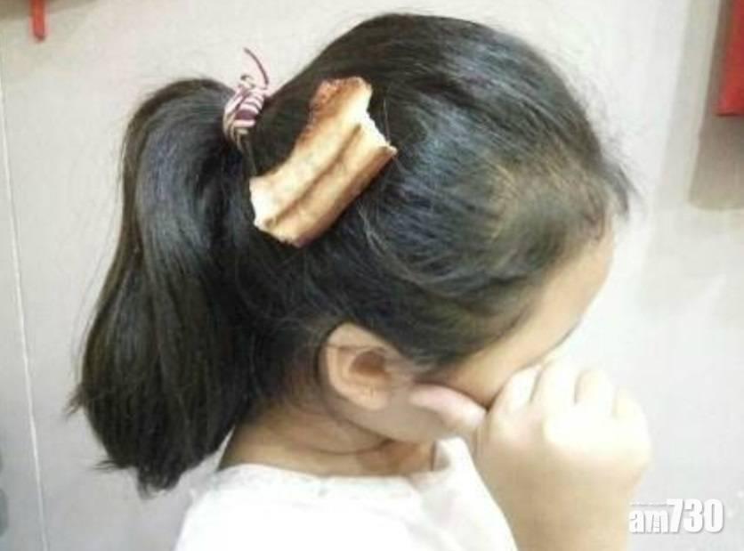 網上熱話 網店賣另類設計髮夾 網民︰似成個盤菜淋咗上頭