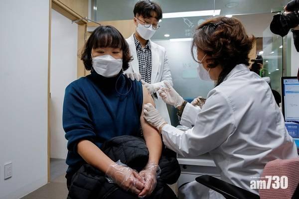 新冠肺炎 再有死亡個案  南韓男子接種疫苗9天後亡