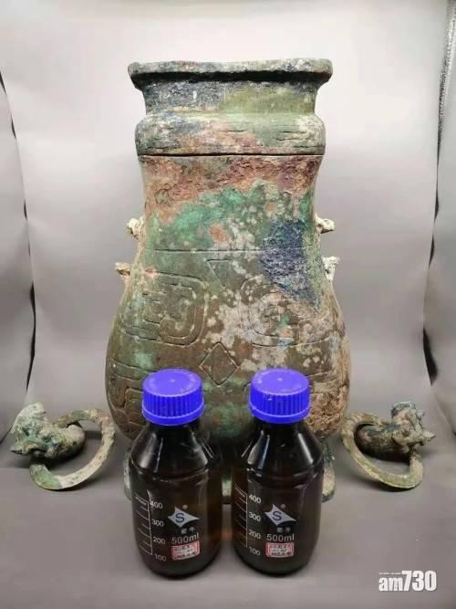 考古成果|山西2700年前果酒出土 清澈兼有青草香