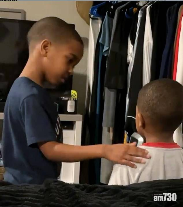 叻仔|弟弟亂發脾氣  6歲哥哥一招呼吸法擺平(有片)