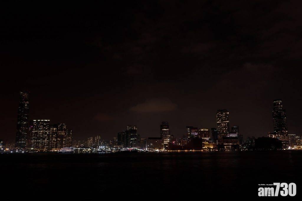 節能減排|昨地球一小時 本港4000機構等熄燈支持