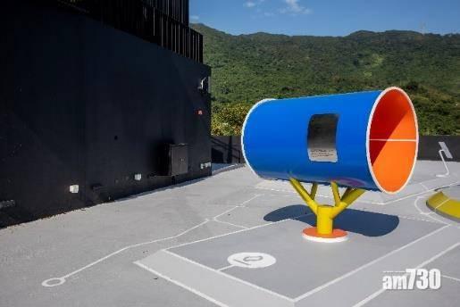中電E-Playground|能源環保室外遊樂園開幕 接受預約參觀
