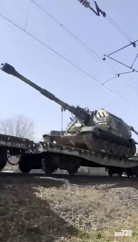 俄烏瀕開戰|俄羅斯警告美國戰艦遠離克里米亞