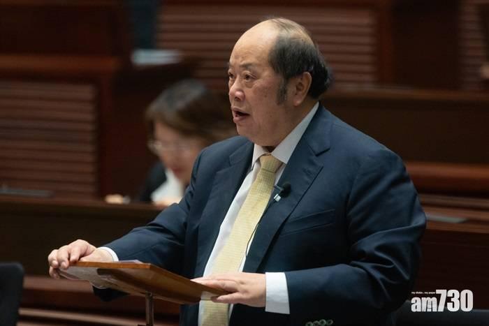 預算案|反對加股票印花稅 張華峰稱投棄權票