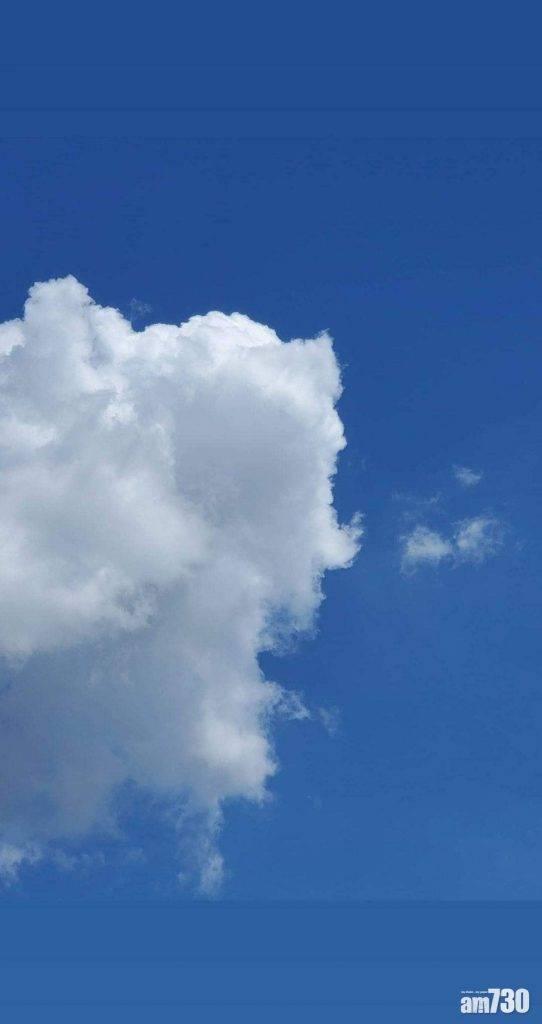 網上熱話|分享雲朵想像圖引出高手 網友:留言救了原篇