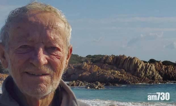 八旬翁獨居小島32年 無力對抗政府收地 「一人之境」含淚瓦解