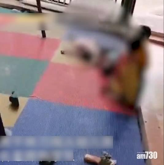 廣西男闖幼兒園亂斬 多名幼童浴血倒地