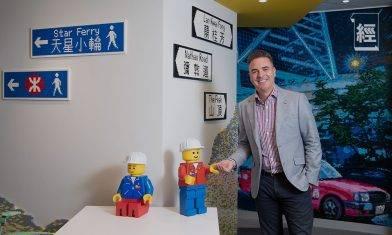LEGO香港總經理:「港人對LEGO充滿熱情,從沒見過一個市場像香港一樣會排隊買新嘢」承諾推出更多產品畀大人玩