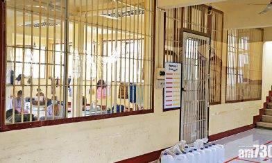 創新高 監獄爆疫佔七成 泰國單日增9635確診