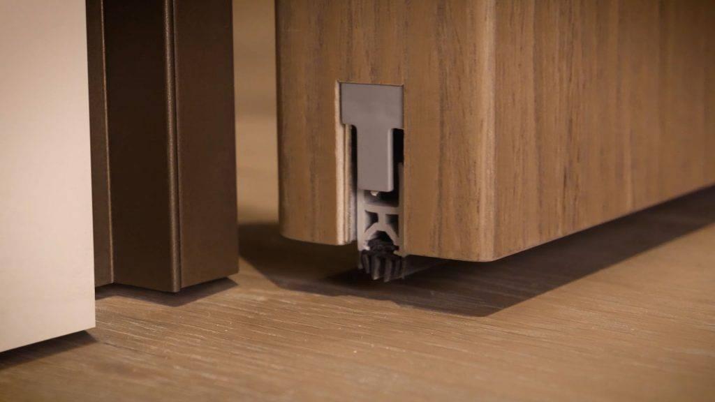 發展商首次引入意大利BARAUSSE防塵隔音門,其下降式門阻能夠隔音防塵,屬國際級酒店配置。