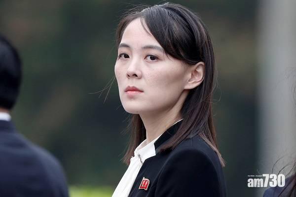 暗示有行動? 金與正再轟南韓無阻止脫北者散發反朝傳單