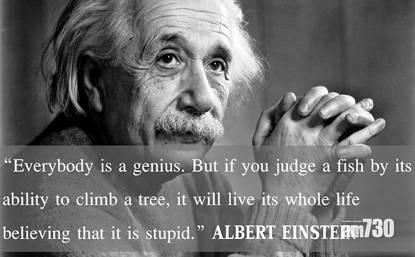 熱話Fact Check|愛因斯坦無講過!名句「每個人都是天才」勿亂引