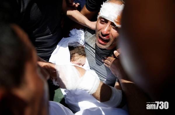 以巴衝突 6歲女童困瓦礫下7小時  母親4兄弟姊妹全喪生