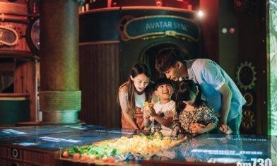 海洋公園本月底有新互動體驗館 入園加120元即帶同小朋友進入虛疑學習之旅