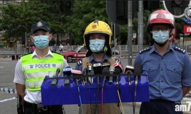 沙田致命車禍1死7送院 警方呼籲目擊者提供綫索