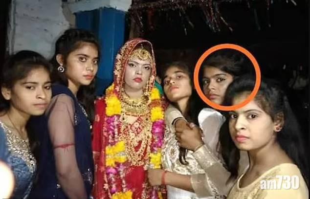 匪夷所思 印度新娘婚禮突心臟病發死  妹妹即時頂上代嫁