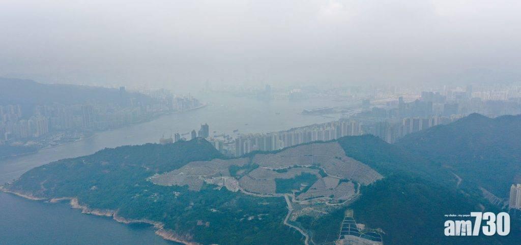 小心呼吸 多區空氣差 危害健康指數達10